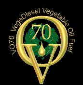 VO70 Vegetable oil fuel
